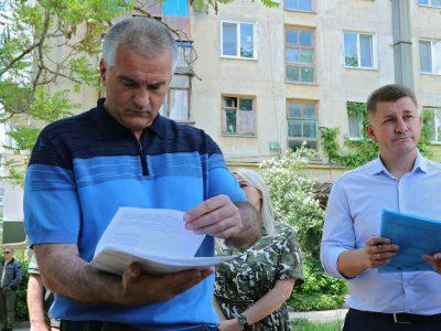 60c0ceeeeef096.82683707 img 0425 Сергей Аксёнов выступил с инициативой о повышении ответственности за нарушение тишины в ночное время
